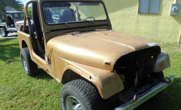 Jamboree Edition: 1982 Jeep CJ7