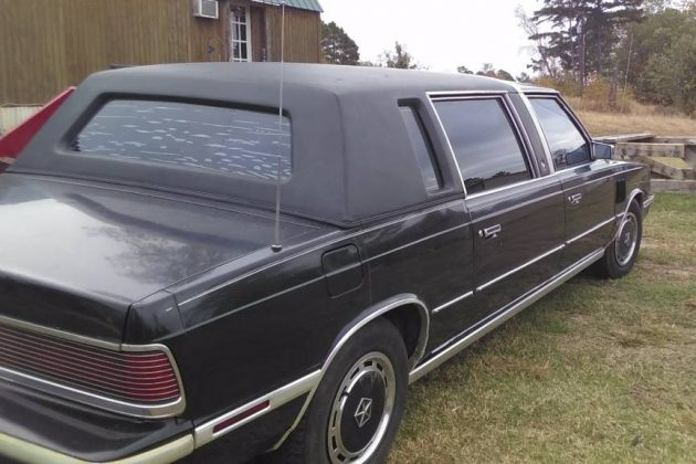 Turbo Stretch 1986 Chrysler Limousine