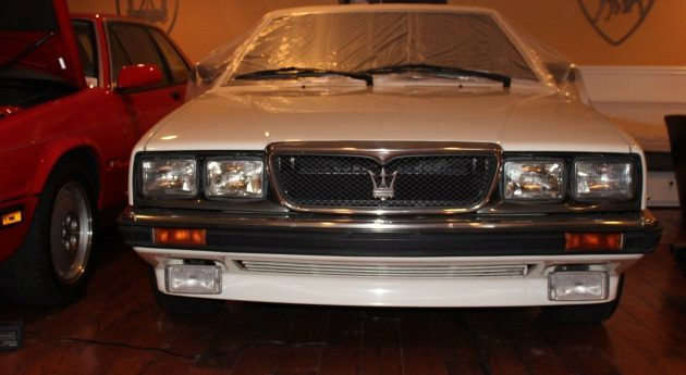 Nicest One Left: 1990 Maserati 430