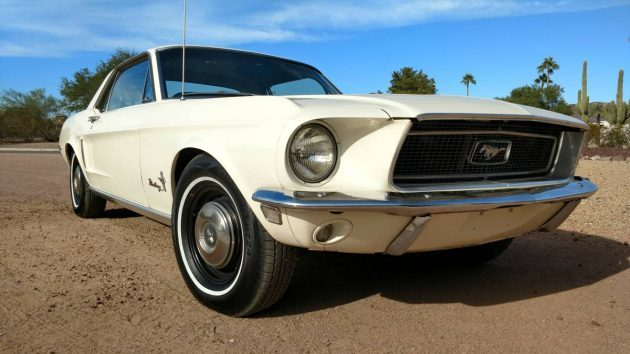 Steely Survivor: 1968 Ford Mustang