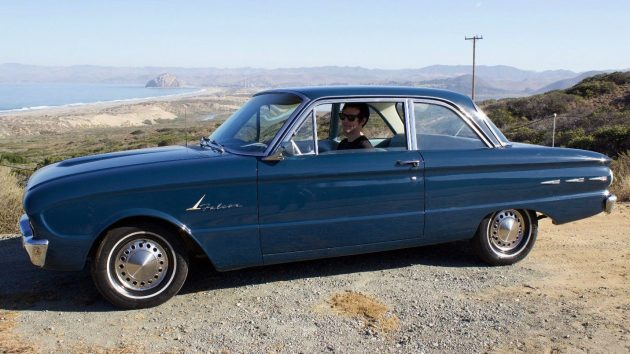 Beautiful In Blue: 1961 Ford Falcon