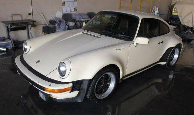 Non Turbo Widebody 1979 Porsche 911 SC