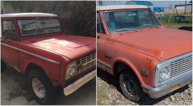 Vote For Your Choice: Bronco Or Blazer Project?