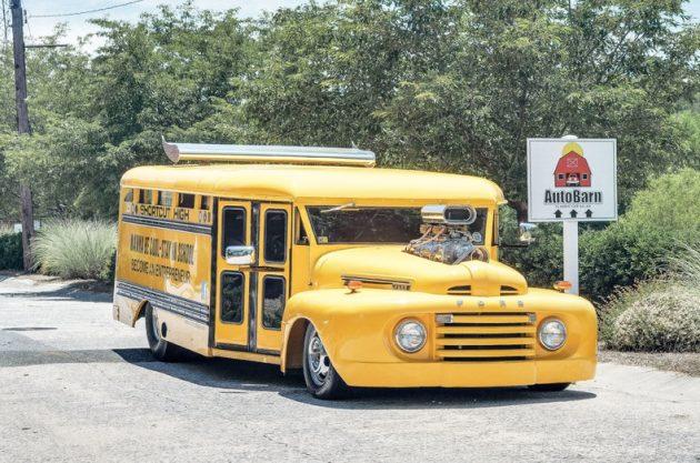 S Cool Bus 1949 Ford F 6 Custom