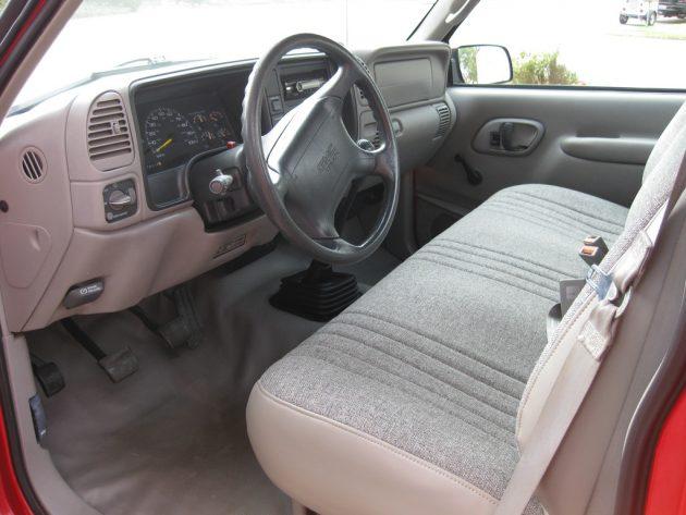 Survivor Truck 1997 Gmc Sierra 1500