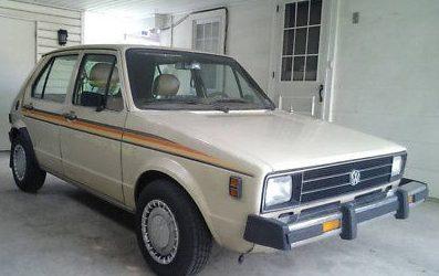 professor 39 s car 1980 vw rabbit westy. Black Bedroom Furniture Sets. Home Design Ideas