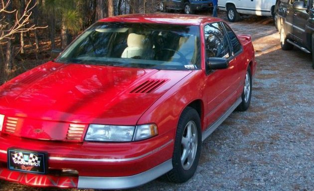 Impossible to Find 5-Speed: '92 Chevy Lumina Z34