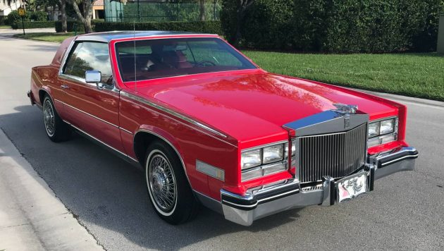 Cadillac Eldorado 2017 >> Puttin' On The Biarritz: 1985 Cadillac Eldorado