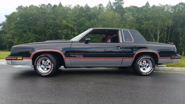 Cruiser Or Bruiser? 1983 Hurst/Olds