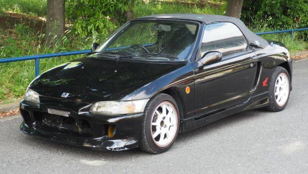 Pininfarina-Designed Kei: 1992 Honda Beat