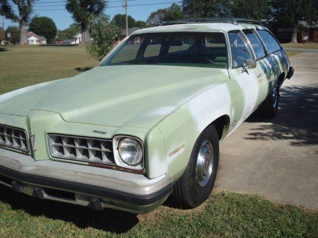 $11,900 or Offer: 1975 Pontiac LeMans Safari Wagon