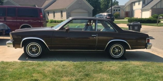 4-Speed Clic: 1979 Chevrolet Malibu Clic