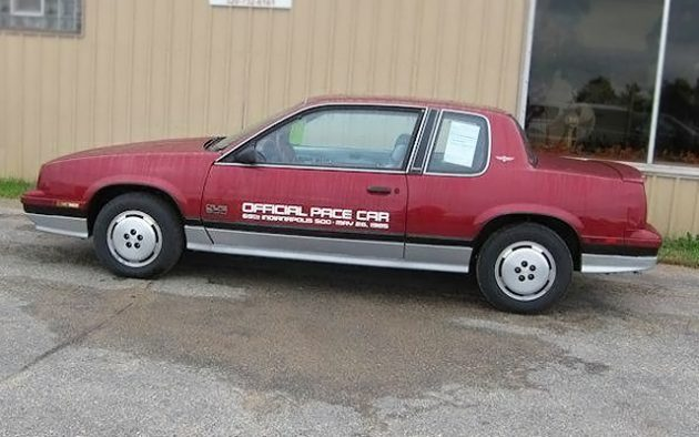Hot or Not? 1985 Oldsmobile Calais Indy 500 Pace Car