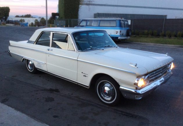 Fly in & Drive Home: 1962 Mercury Meteor S-33