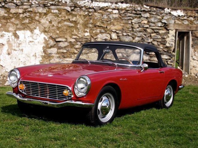 Refined Design: 1966 Honda S600