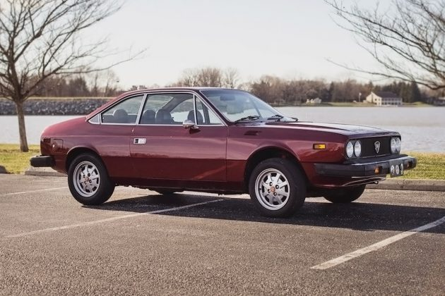 Nicest in the US? 1976 Lancia Beta Coupe
