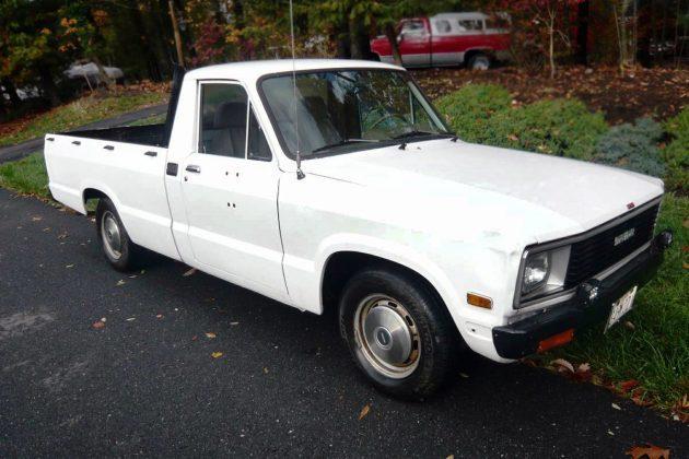 Little Chugger: 1982 Mazda B2200 Diesel