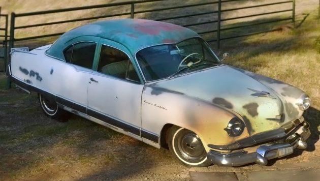 Rare Beautiful Project 1953 Kaiser Manhattan