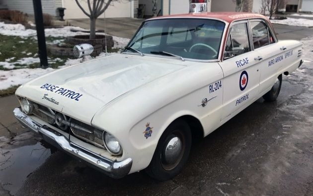 Made By Ford Sold By Mercury: 1960 Frontenac