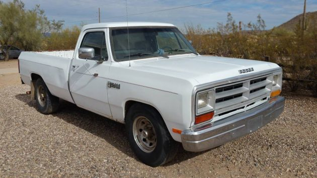 Arizona Ram: 1990 Dodge Ram D150