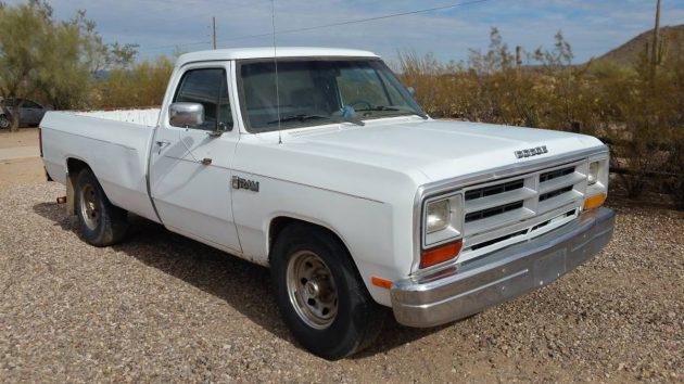 Arizona Ram  1990 Dodge Ram D150