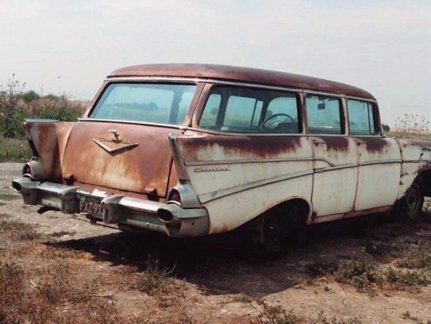 No Nomad 1957 Chevrolet 210 Wagon