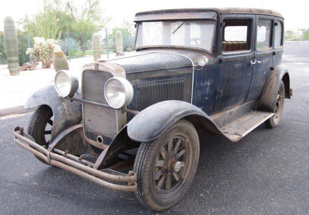 Still For Sale: 1929 Nash Standard Six