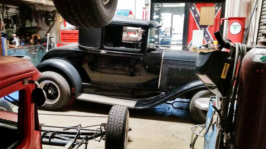 how to build a 1931 ford hot rod