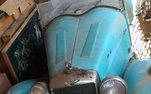 British Roadster Combo: Hillman Aero & MGTD