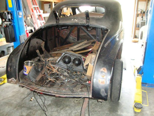 How Not To Restore: 1941 Plymouth Coupe