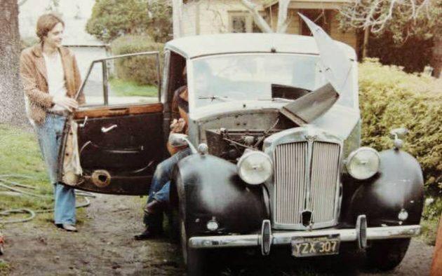 Poor Man's Rolls: 1951 Triumph Razoredge