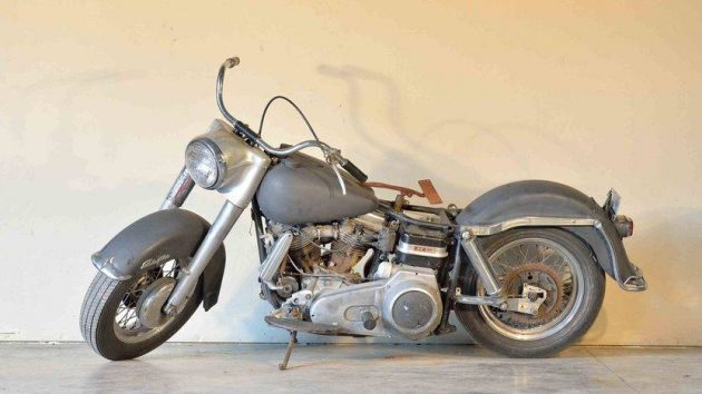 Cruiser Bikes For Sale >> Perfect Project? 1965 Harley-Davidson Panhead