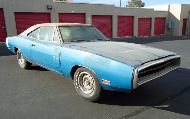 Storage Find! 1970 Charger R/T 440