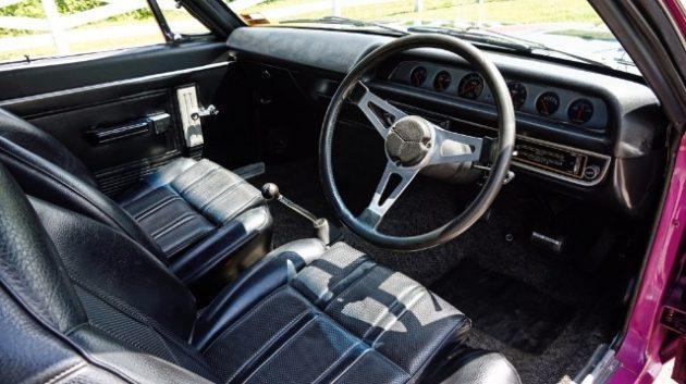 Australian 1972 Chrysler Valiant Charger