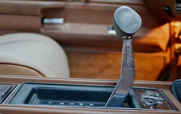 A Body Gold 1979 Hurst Oldsmobile W30