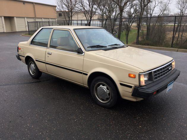 Scotty G's Garage: 1984 Nissan Sentra