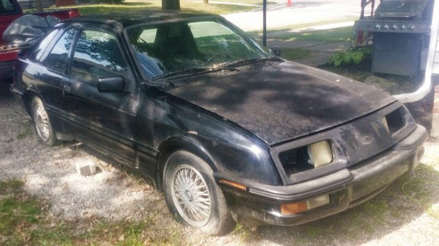 Project Potential: 1988 Merkur XR4Ti