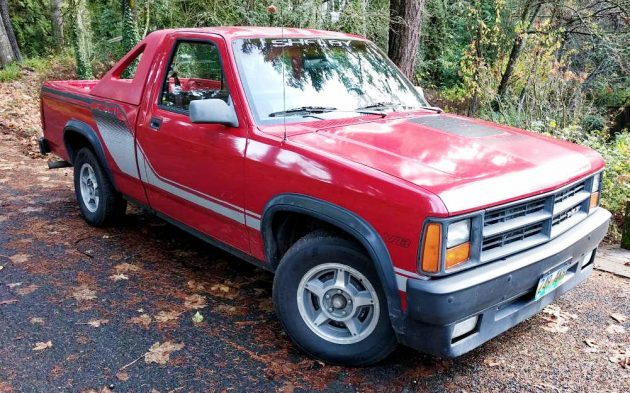 Manual Swap Candidate: $1K Dodge Dakota Shelby