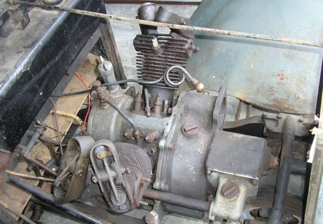 Time To Recycle 1931 Bsa Family Four Cycle Car