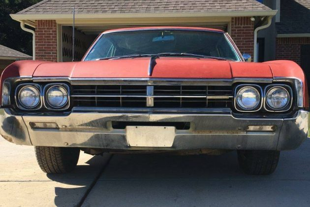 Red Rocket: 1966 Oldsmobile Starfire