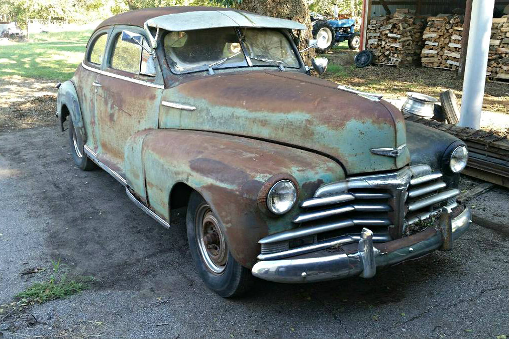 Affordable Style 1948 Chevrolet Stylemaster