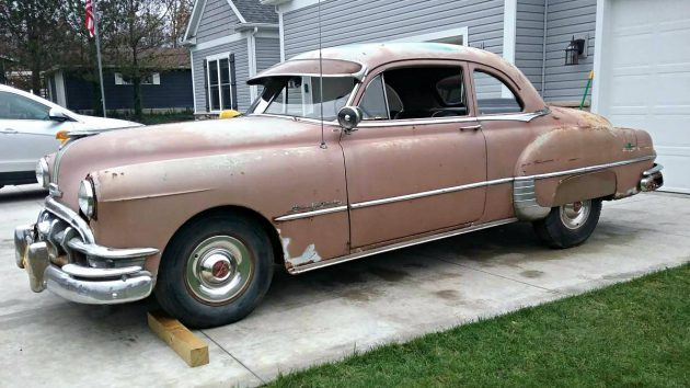 Affordably Sleek: 1950 Pontiac Silver Streak