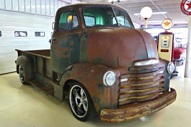Classic Looks With Modern Flair: 1952 Chevrolet COE