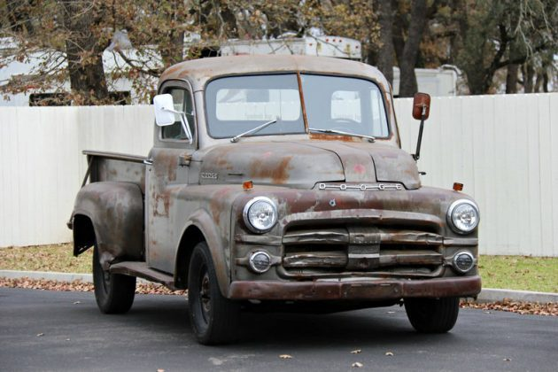 Last Year For The B: 1953 Dodge B-Series Pickup