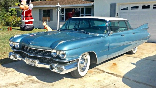 Fins For Days: 1959 Cadillac Deville