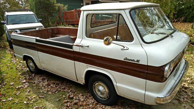Rampside Delight: 1962 Chevrolet Corvair