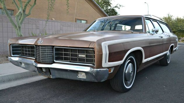 429 Family Hauler: 1970 Ford LTD Country Squire