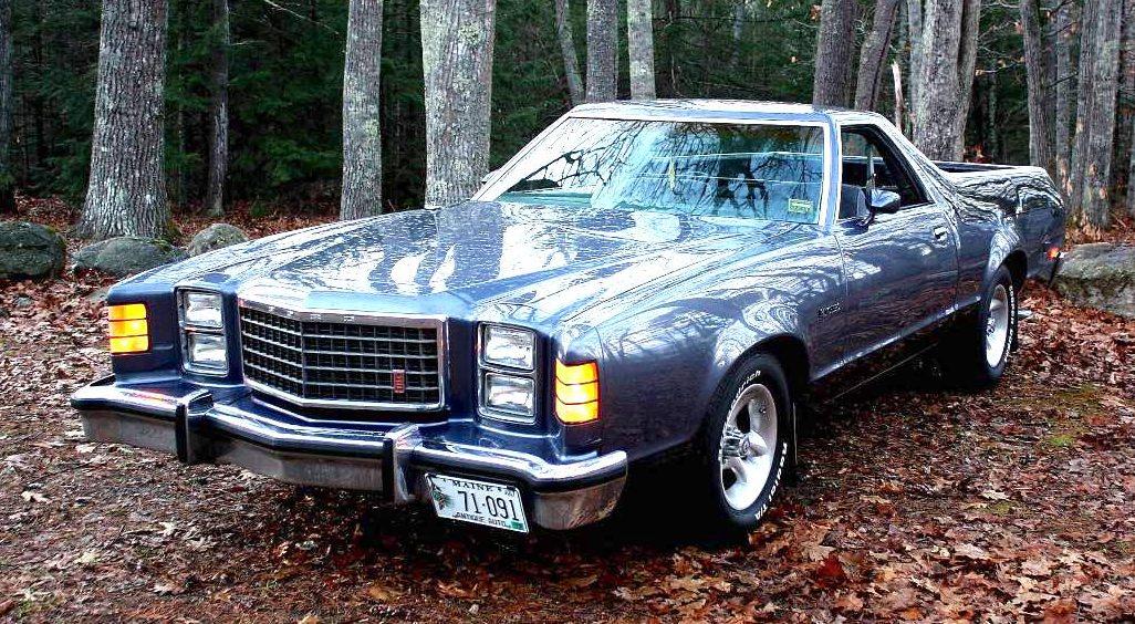 1977-1979 Ford Ranchero