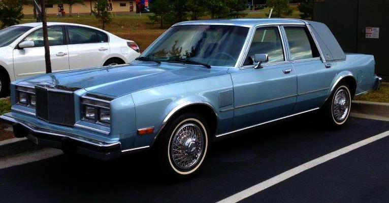 Bonneville And Son >> $1,795 No-Brainer: 1985 Chrysler Fifth Avenue