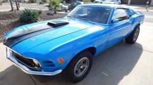 1970 Mustang Fastback (craigslist)